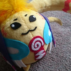 Riki mini plush