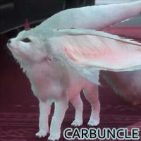 FFXV Carbuncle avatar