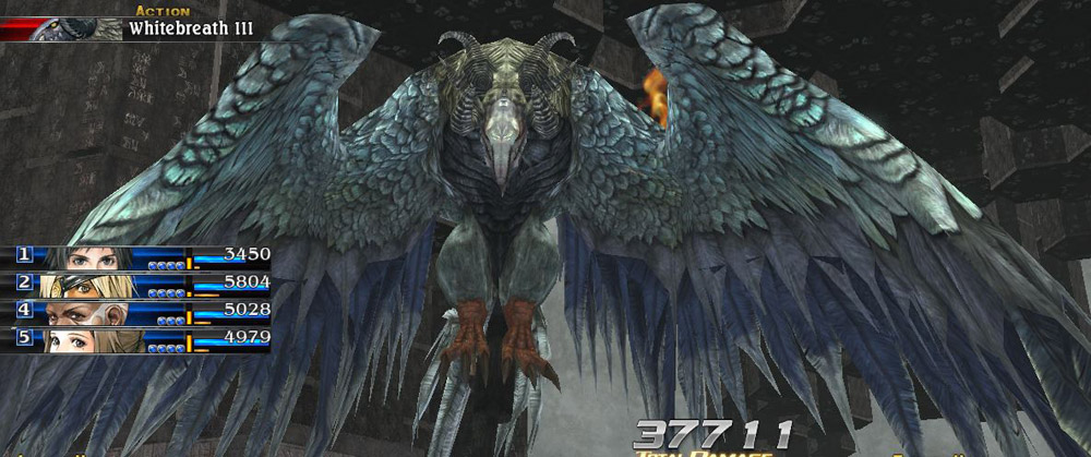Spiritlord/Stymphalian Bird from The Last Remnant
