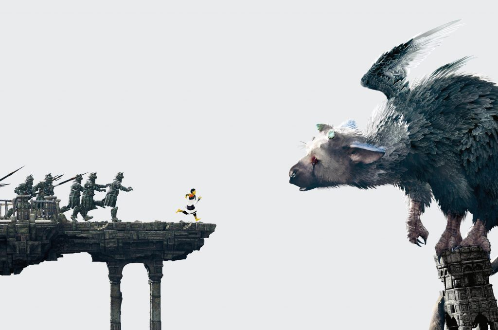 Hi-res artwork of The Last Guardian