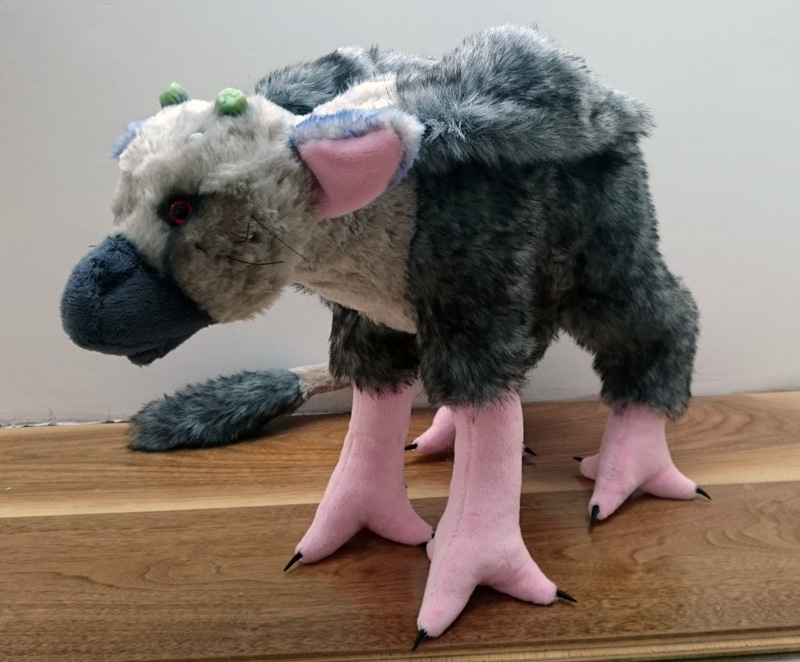 The Last Guardian Trico Plush Owl S Tea Party