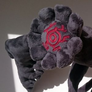 shadow kargarok plush face