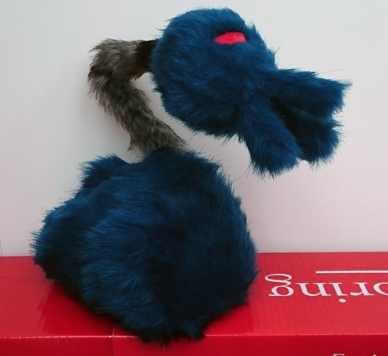 Red Dwarf Skutter Plush