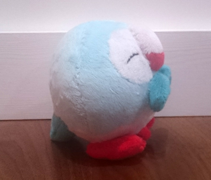 Shiny Rowlet Pokemon plush