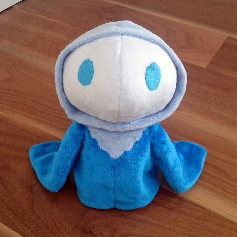 Baby Paleberry plush