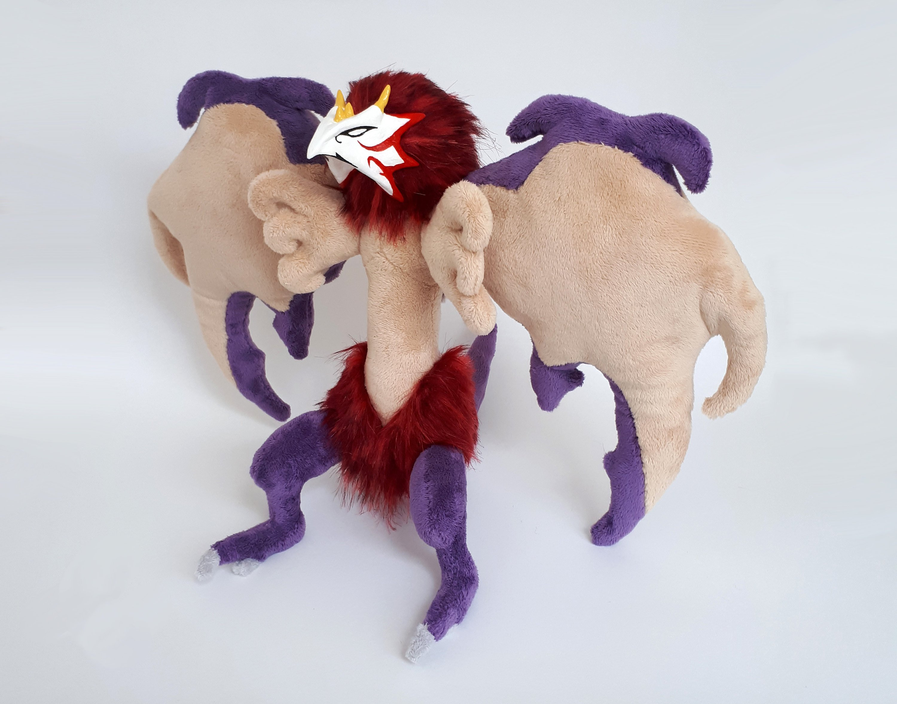 Valefor Plush - Final Fantasy X