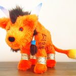 Red XIII plush (Version 2)