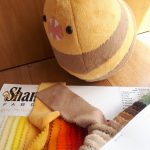 The Great Serpent of Ronka plush template