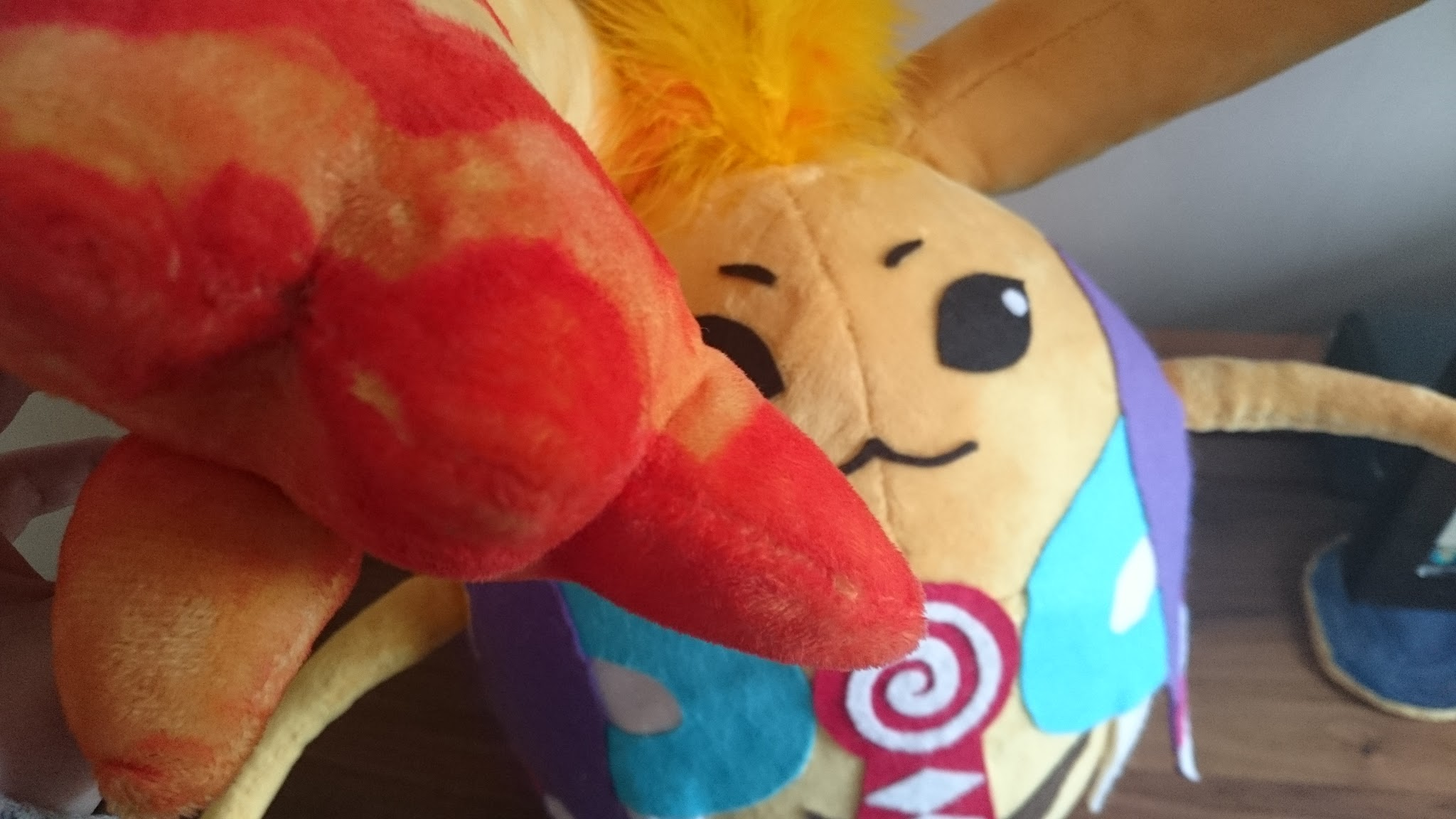 Riki plush (large)