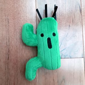 Cactuar coat hook