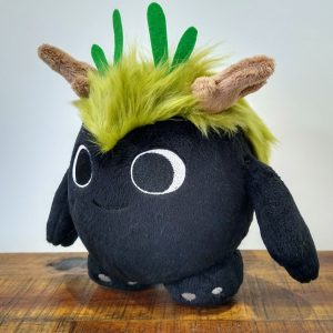 Hero rot plush from kena