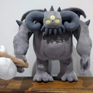 Demon's souls plush vanguard